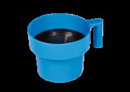 Vormelkbecher blau 2 Liter