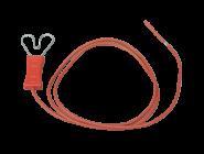 Zaunanschlusskabel ohne Stecker