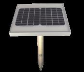 Solarmodul amorph mit Halterung