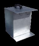 Verzinkte Tragebox für 12 Volt Geräte