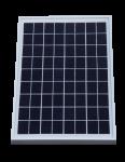 Monokristallines Solarmodul 15 Watt