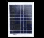 Monokristallines Solarmodul 10 Watt
