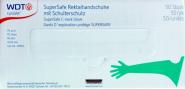 curaVet® SuperSafe Rektalhandschuhe mit Schulterschutz 50 Stk.