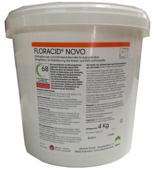 Floracid® Novo  4kg Eimer