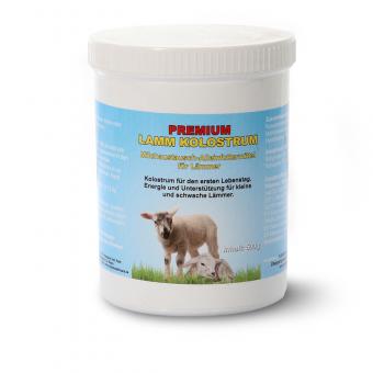 Premium Lamm Kolostrum 500g