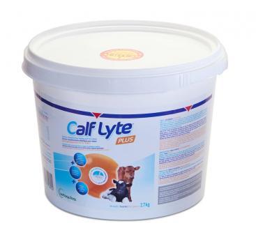 Calf lyte plus 2,7 kg  gegen akuten Durchfall bei Kälbern