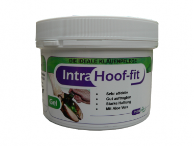 Intra Hoof-Fit Gel 330 ml mit Pinsel