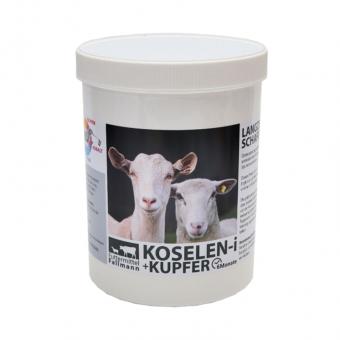 Koselen-i+Kupfer Bolus für Schafe & Ziegen