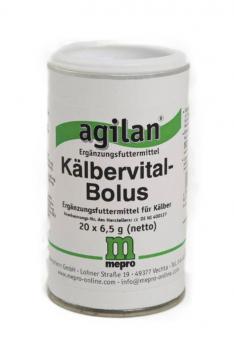 agilan Kälbervital-Bolus 20 x 6,5 g