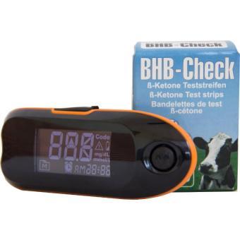 BHB-Check  ß-Keton Test-System vet. inkl. 50 Teststreifen